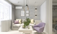 Types of 3 Small Living Room Designs Combined Between ...