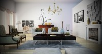 3 Types Of Gorgeous Living Room Designs Which Arrange With ...