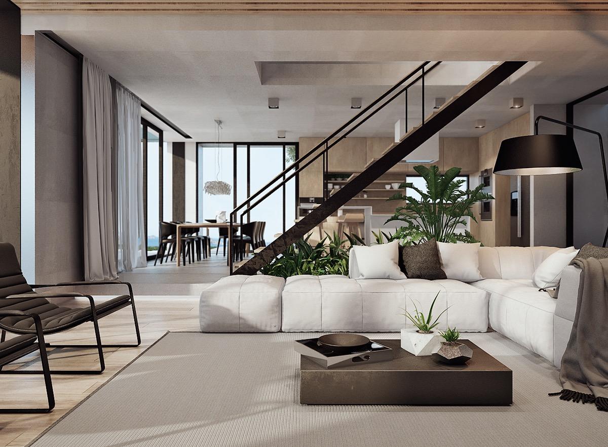 Modern Home Interior Design Arranged With Luxury Decor Ideas Looks So Fabulous   RooHome