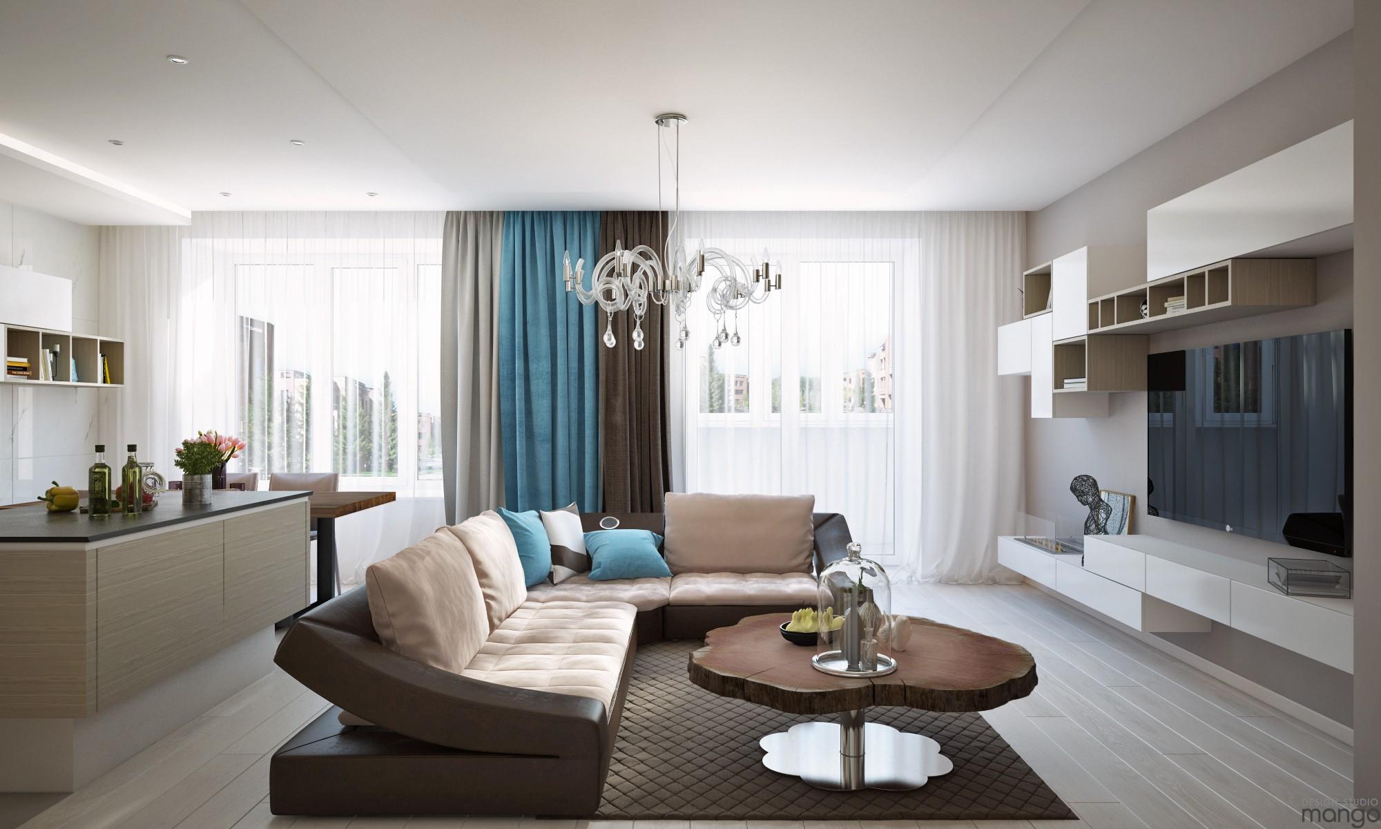 Minimalist Living Room India