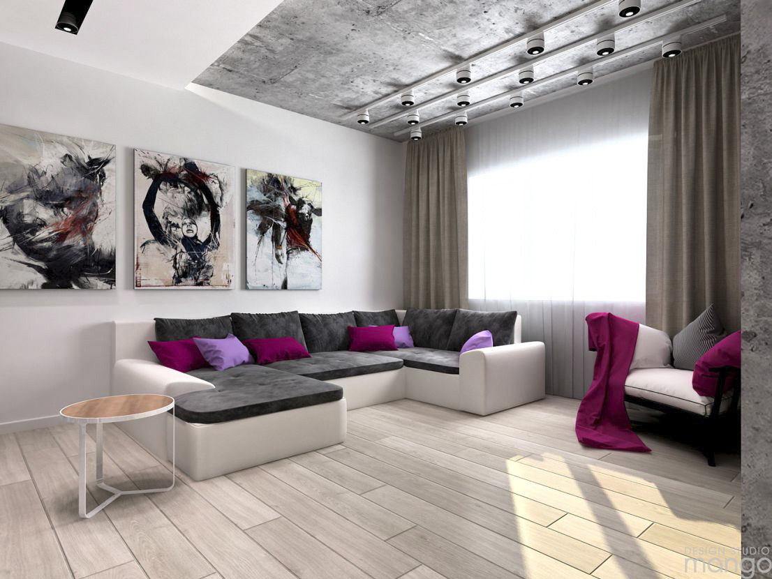 Gorgeous Living Room Designs Complete With Variety of