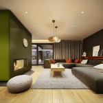 Contemporary Home Design Ideas Arranged With A Gray And