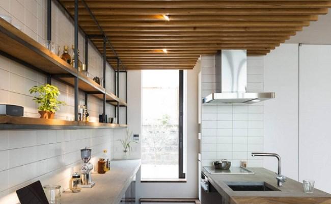 Awesome Details Of Minimalist Single House Design Using