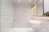Applying a Scandinavian home interior design with an ...