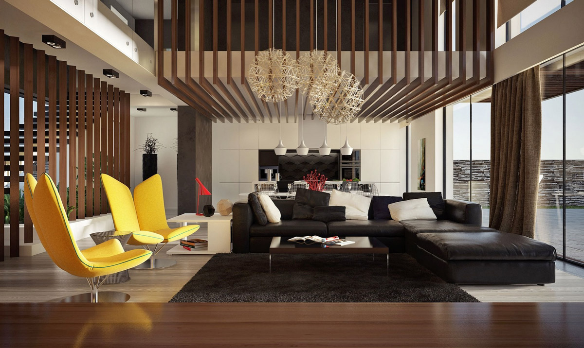 Luxury Living Room Decorating Ideas With An Enticing And