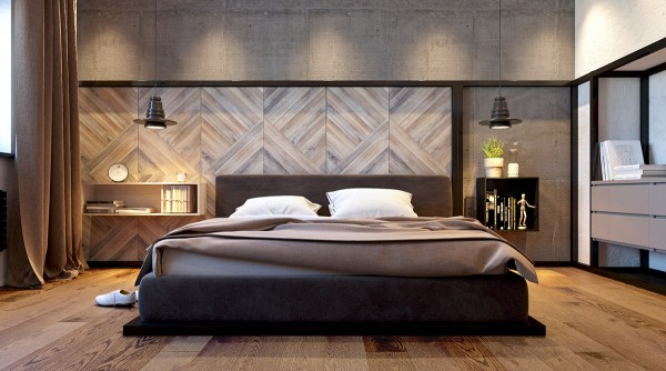 modern minimalist bedroom design Modern Minimalist Bedroom Designs With a Fashionable Decor That Suitable For Teenagers