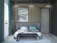 Modern Bedroom Ideas With Wooden Scheme Design Bring Out a ...