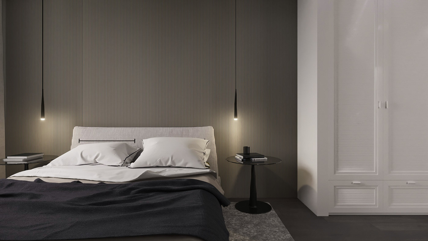 Types Of Trendy Bedrooms With A Fashionable Concept Decor