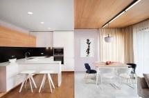 Interior Ceilings with Wood Floors