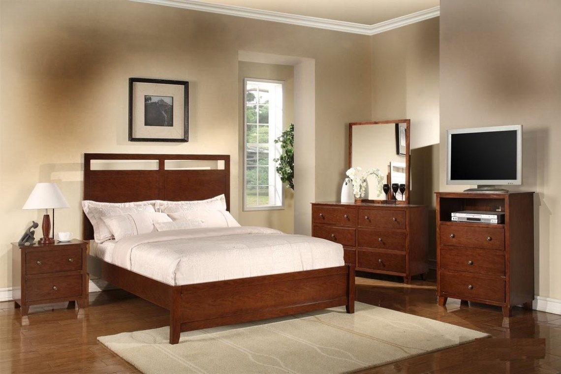Simple Bedroom Design For Small Space || Check Out the ...