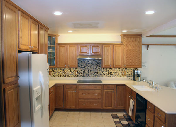 Kitchen Led Recessed Lighting Layout