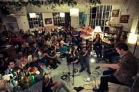 Secret Living Room Concerts - Rookerville