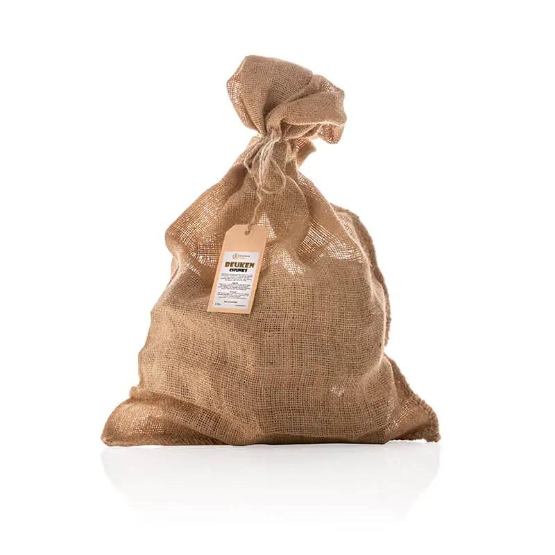 Beuken Chunks 2 1-2 kilo vrij