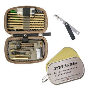 Real Avid 223-5.56 Pro Pack - Premium 223 5.56 MSR Cleaning Tool Kit