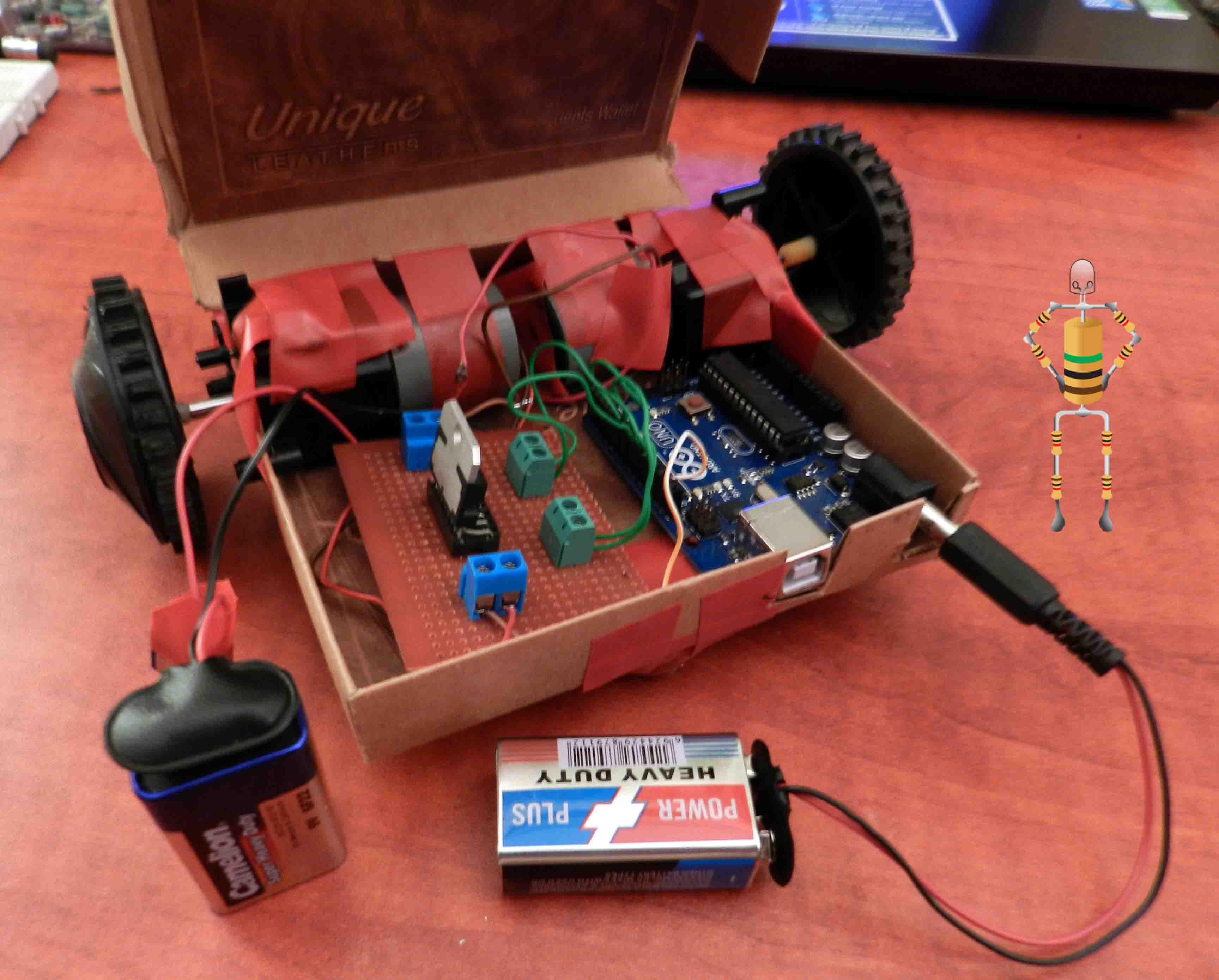 Servo Tester Using 555 Timer Rookie Electronics Electronics