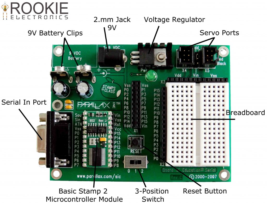 Rf Radiation Detector Rookie Electronics Electronics Robotics