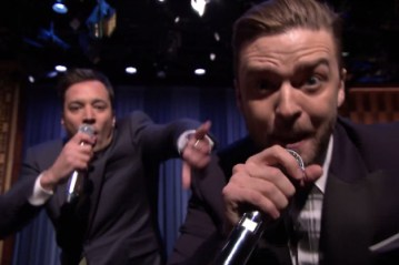 2. Be the best friend of Jimmy Fallon (who he also hot tubs with).