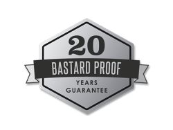 The Bastard 20-years-Guarantee