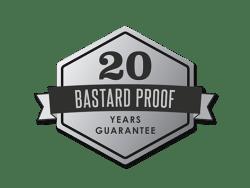The Bastard 20-years-Guarantee
