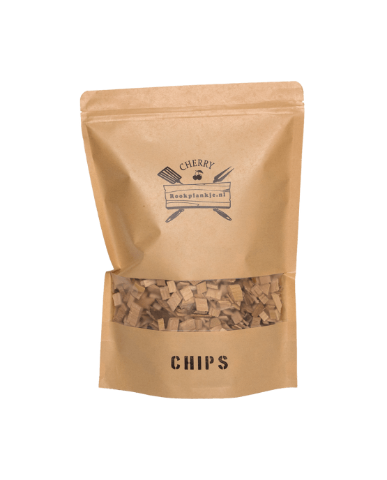 Cherry Chips | Rookplankje.nl