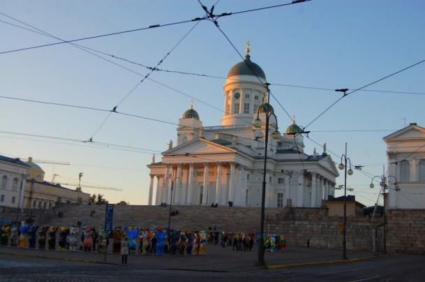 Der Dom von Helsinki.