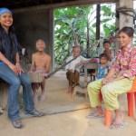 Der Norden von Kambodscha (5) – Zu Besuch bei einer Khmer-Familie
