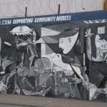 Wandbilder in Belfast: Hass und Hoffnung auf Beton