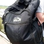 Welchen Rucksack trägt der Rooksack: Der Cabin Max im Test