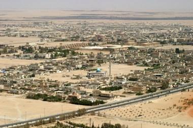 Tadmur Syrien Palmyra