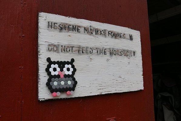Verbote, Christiania