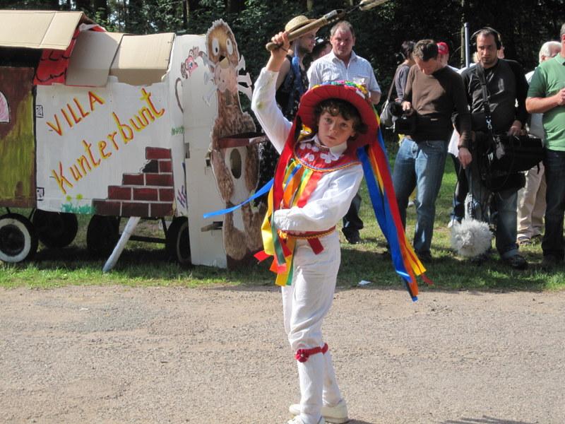 Peitsche Pfingstfest Pfingstbursche Grunddörfer
