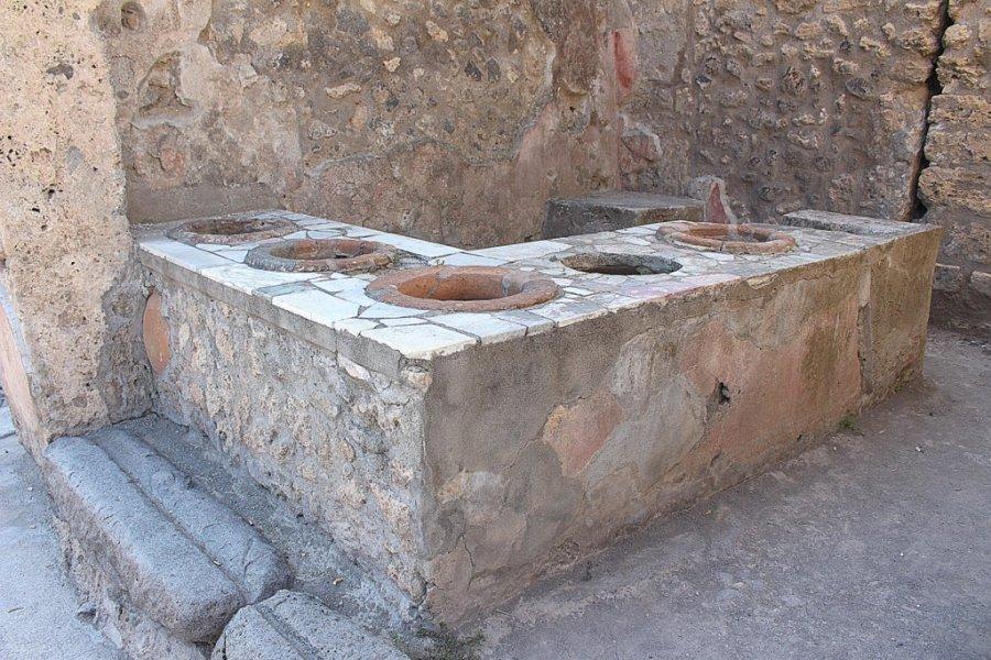 Thermopolium Pompeji Bar Gaststätte