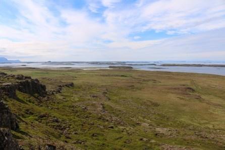 Auch auf Snaefellsnes gibt es schon sehr einsame Landstriche.