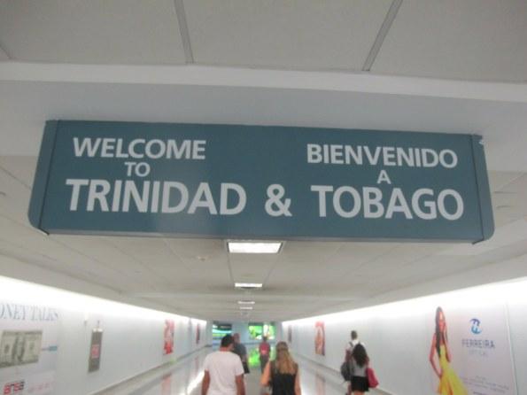 Willkommen in Trinidad und Tobago