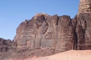 Wo noch sind Felswände so schön?