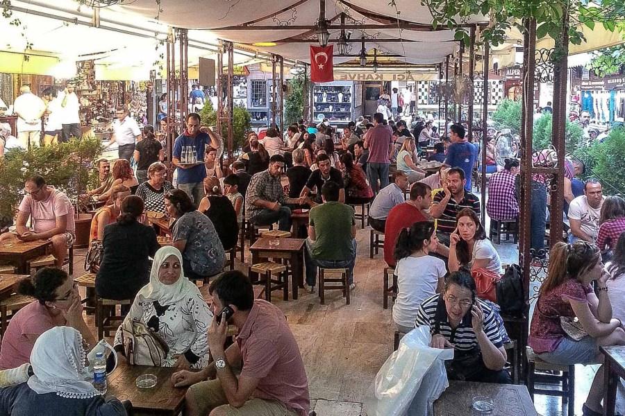 Izmir Türkei Nicht-Reiseliste
