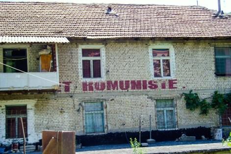Albanien Rundreise Koman-Stausee