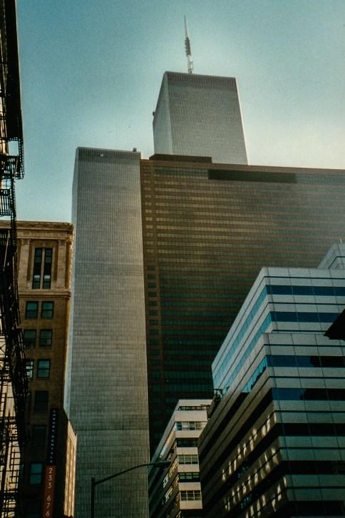 World Trade Center vor dem 11. September