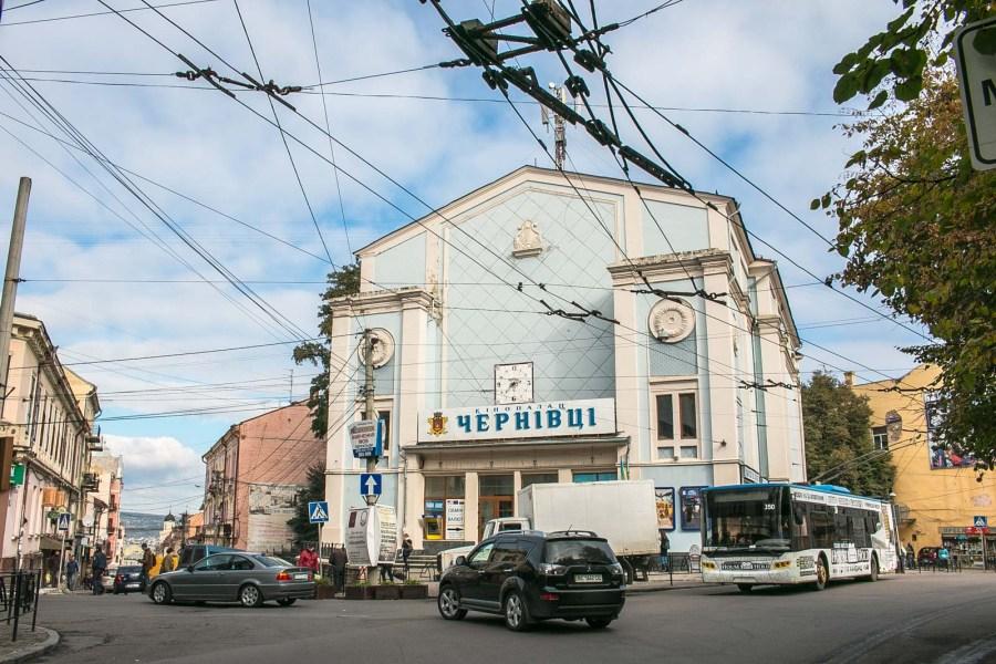 Cinemagoge Czernowitz Synagoge Kino