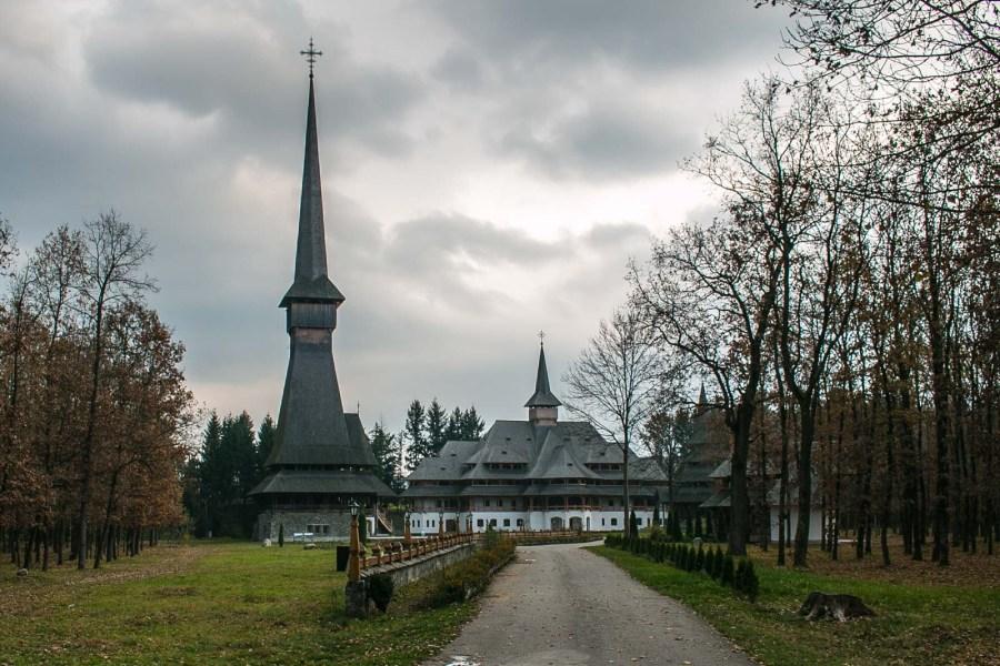 Peri-Kloster Sapanta Maramures Rumänien