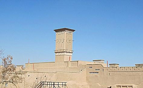 Yazd ist auch eine schöne Stadt.
