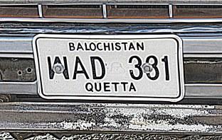 Balutschistan Pakistan