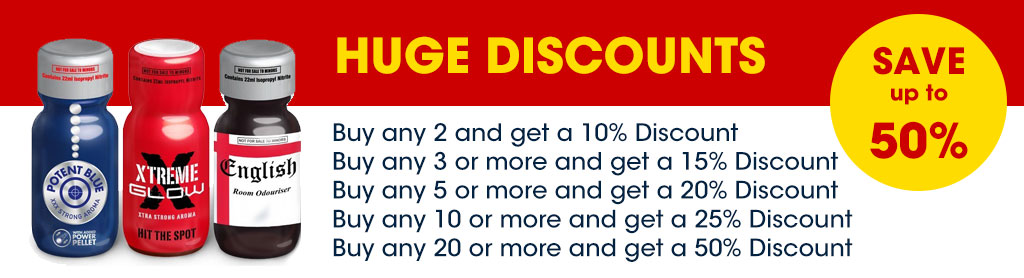 Huge Discounts - SAVE up to 50%