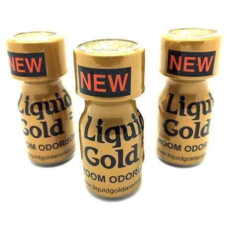 Liquid Gold 10ml 3 Pack