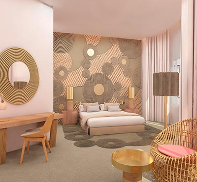 Room Mate Macarena Gran Via Boutique Hotel In Madrid
