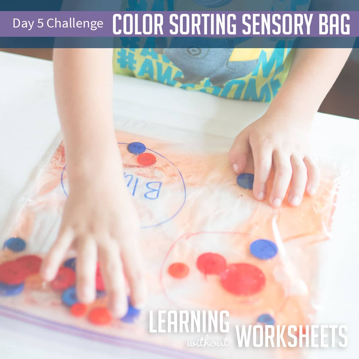 Learning Without Worksheets Day 5