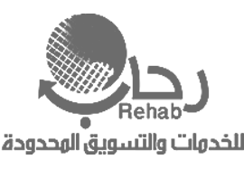 We served for REHAB as a best digital marketing agency in Jeddah