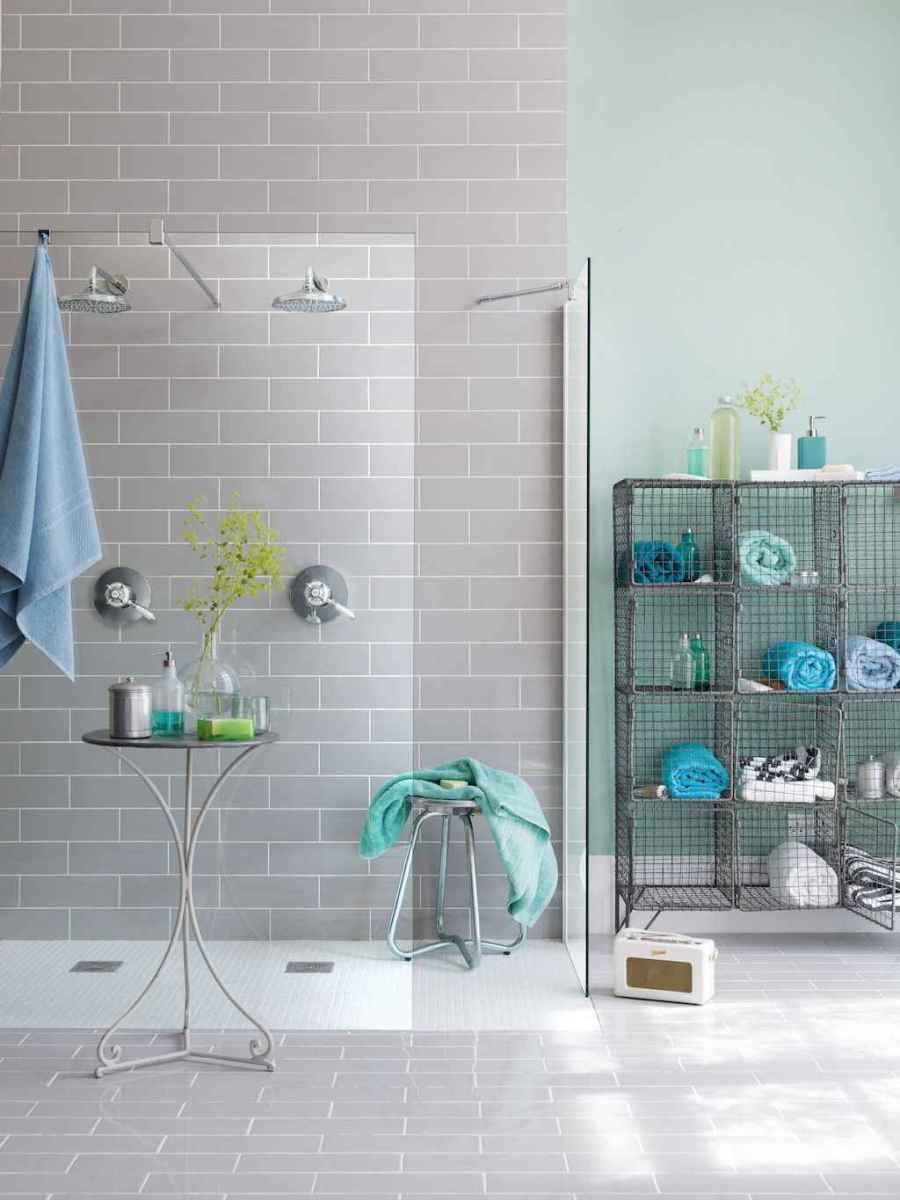 20+ beautiful scandinavian laundry room design ideas for your home (10)