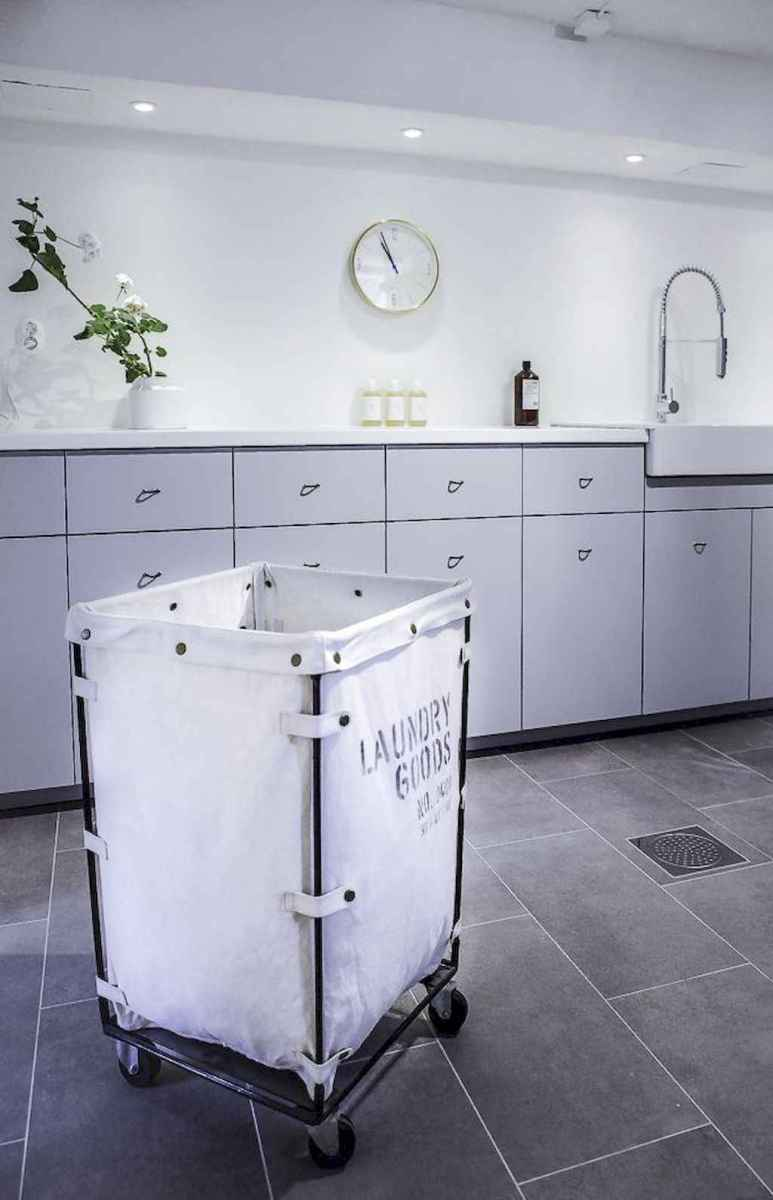 20+ beautiful scandinavian laundry room design ideas for your home (18)
