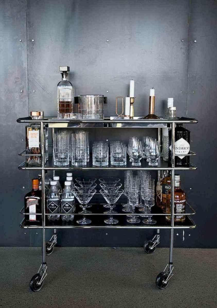 30+ effective home bar organizing ideas (11)